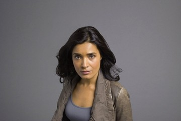 Shelley Conn Portraits from 'Terra Nova' Series