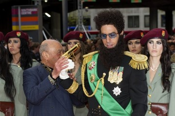 Mohammed Al Fayed 'The Dictator' Premieres in the UK