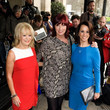 Janet Street-Porter and Sherrie Hewson