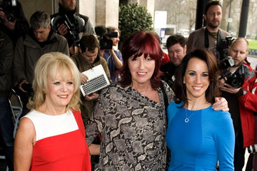 Andrea McLean Sherrie Hewson The TRIC Awards 2012