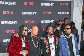 Takeoff Premiere of Netflix's 'Bright'