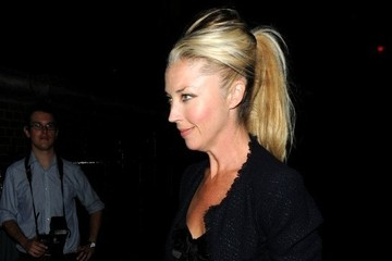 Tamara Beckwith Celebs at Chiltern Firehouse