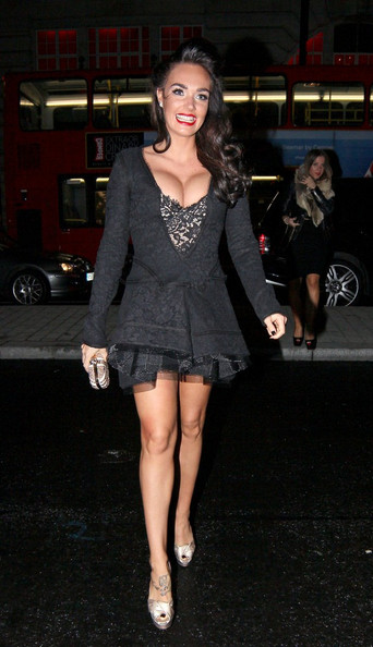 Tamara Ecclestone - Stars at the Cointreau Party