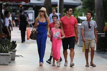 Tamra Barney Tamra Barney Spends the Day with Her Family