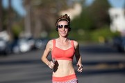 Tanna Frederic Works Out in Santa Monica
