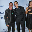 Tatanka Means Celebrities Attend the Premiere of 'Saints and Strangers'