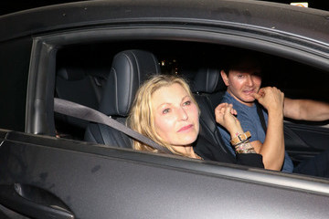 Tatum O'Neal Tatum O'Neal Outside Craig's Restaurant In West Hollywood