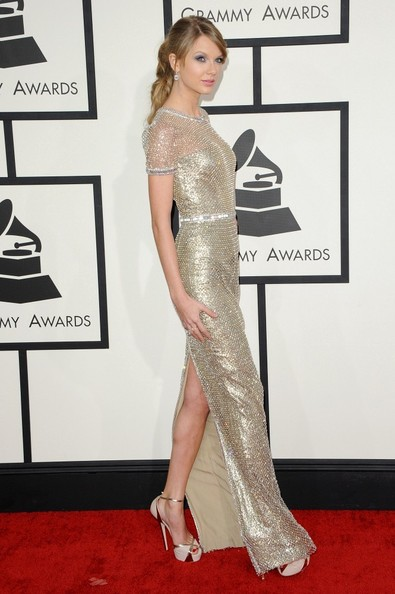 Taylor Swift - Arrivals at the Grammy Awards