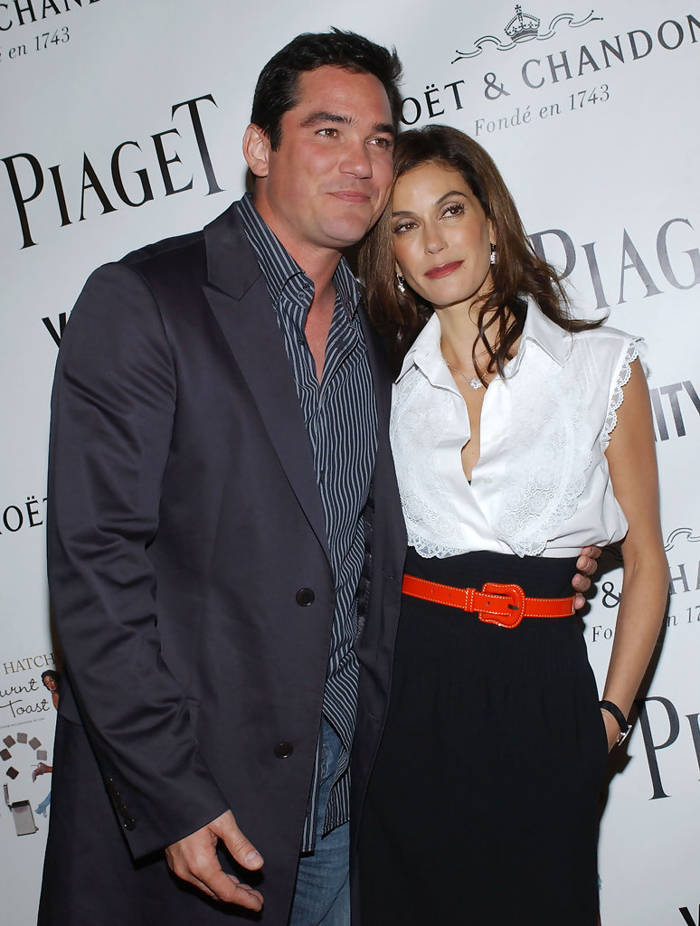 teri hatcher and dean cain relationship