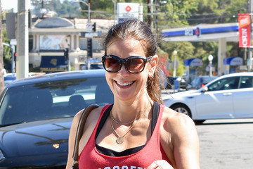 Teri Hatcher Teri Hatcher Out in Los Angeles