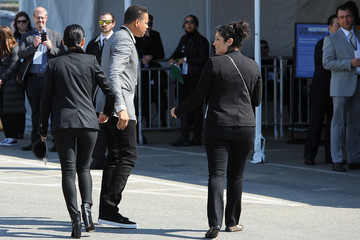 Terrence Howard Terrence Howard Attends the Spirit Awards