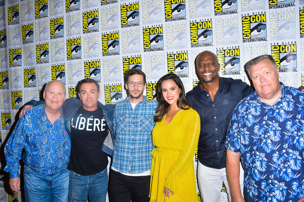 2019 Comic-Con International - 'Brooklyn Nine-Nine' Photo Call