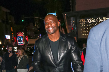Terry Crews Terry Crews Is Seen At The 'Aquaman' Premiere At TCL Chinese Theatre