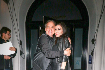 Terry Dubrow Terry Dubrow Enters Craig's Restaurant n West Hollywood