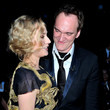 Diane Kruger and Quentin Tarantino
