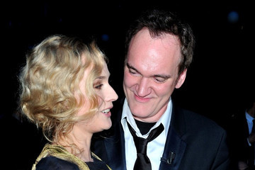 Quentin Tarantino Diane Kruger The 36th Annual Cesar Awards