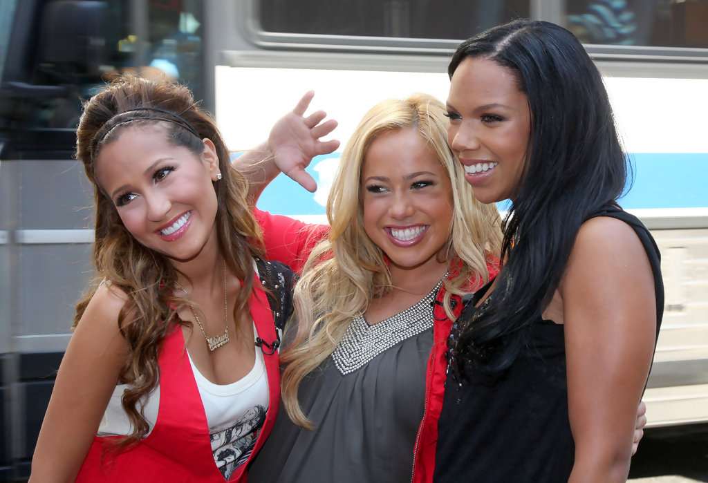 who is cheetah girl adrienne bailon dating Adrienne bailon stars as a member of the all-girl group, the cheetah girls she's supposedly dating kim kardashian's brother and was adrienne bailon is getting set to exchange more than just vows with.