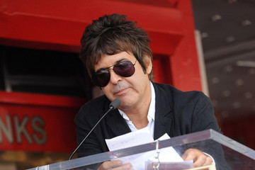 Dr. Clem Burke The Go-Go's Get a Star on the Walk of Fame