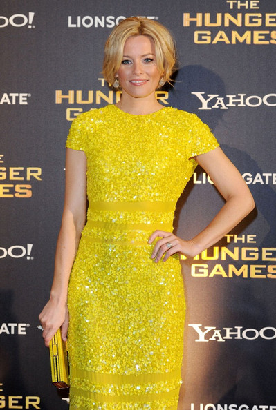 'The Hunger Games' premieres at the O2 Arena.
