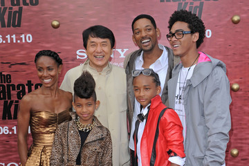 "Trey Smith ""The Karate Kid"" Premiere"