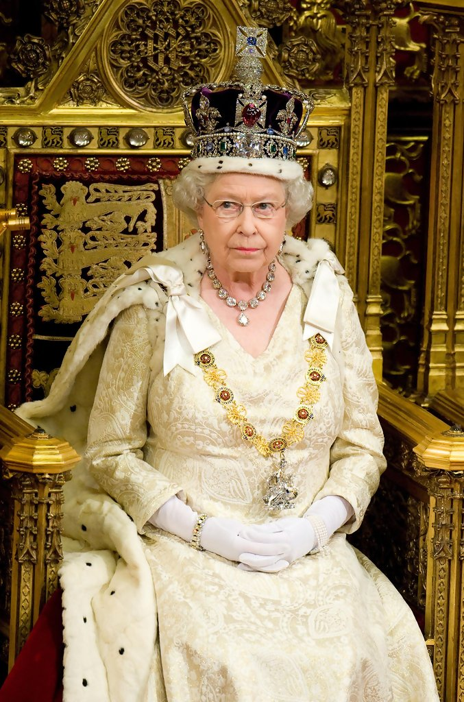 the relation of the parliament to elizabeth of england