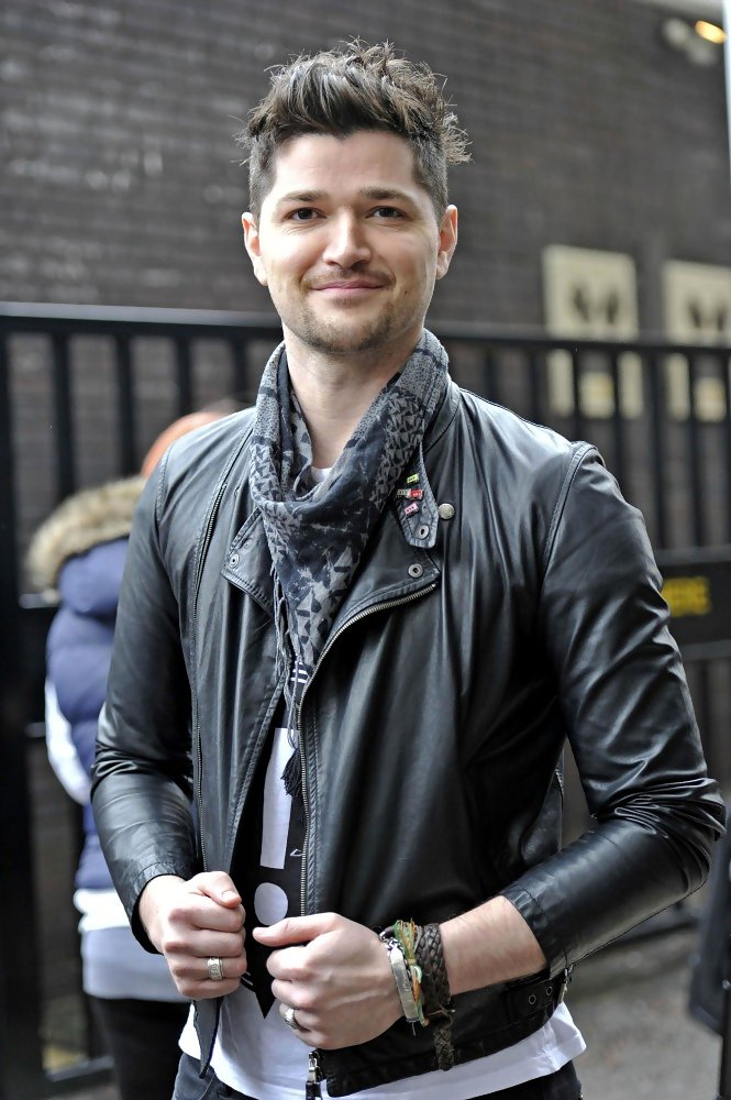 Danny O Donoghue Photos The Script At London Studios
