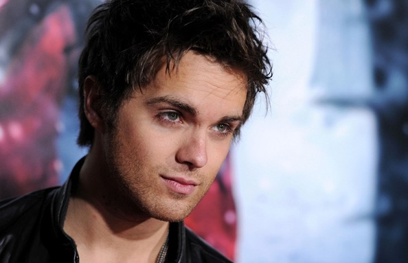 Thomas Dekker Los Angeles Premiere of Red Riding Hood