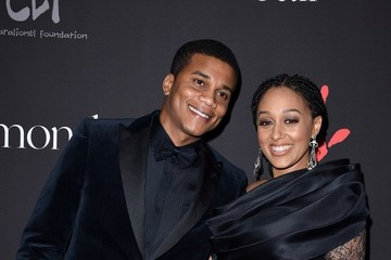 Tia Mowry Rihanna's First Annual Diamond Ball
