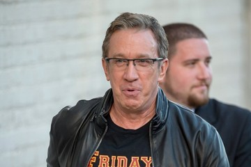 Tim Allen Tim Allen Heads to 'Jimmy Kimmel Live!'