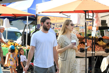 Tim Rosenman Whitney Port and Tim Rosenman Are Seen Out and About