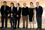 """Woody Allen's new film """"To Rome, With Love"""" photocall."""
