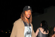 Todd Gurley Is Seen Outside Delilah Nightclub In West Hollywood