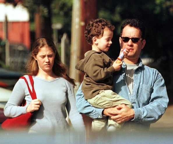 rita wilson and tom hanks children. Tom, Rita amp; the children
