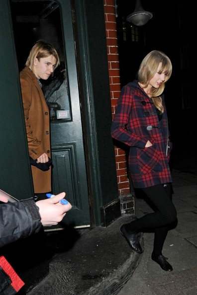 Taylor Swift Spotted With Tom Odell