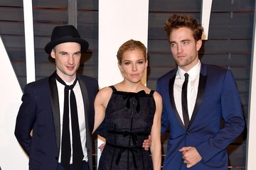 Tom Sturridge Stars at the Vanity Fair Oscar Party