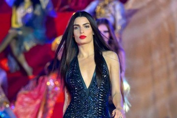 Tonia Sotiropoulou Inside the Life Ball Charity Show