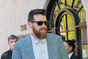 Timothy Simons is seen in Los Angeles, California.