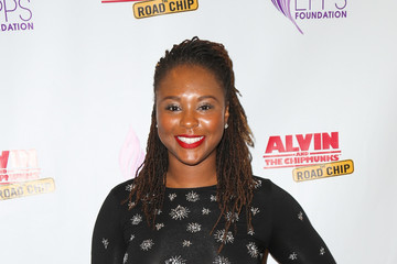 Torrei Hart Celebs Attend 20th Century Fox Hosts Celebrity Family Sunday Funday Toy Drive