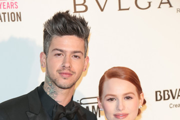 Travis Mills 26th Annual Elton John AIDS Foundation's Academy Awards Viewing Party