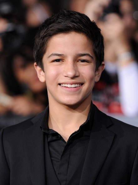 """World Premiere of """"The Twilight Saga: Breaking Dawn - Part 2""""..Nokia Theatre L.A. Live, Los Angeles, CA..November 12, 2012..Job: 121112A1..(Photo by Axelle Woussen)..Pictured: Aramis Knight."""