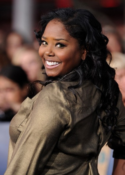 """World Premiere of """"The Twilight Saga: Breaking Dawn - Part 2""""..Nokia Theatre L.A. Live, Los Angeles, CA..November 12, 2012..Job: 121112A1..(Photo by Axelle Woussen)..Pictured: Shar Jackson."""