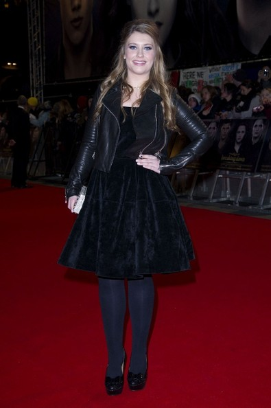 14/11/2012. 'The Twilight Saga Breaking Dawn Part 2' UK Premiere at The Odeon Leicester Square.Pictured: Ella Henderson .