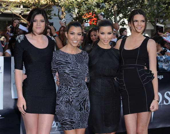 """Kendall Jenner Los Angeles Premiere of """"The Twilight Saga: Eclipse"""".Nokia Theatre at L.A. Live, Los Angeles, CA."""