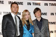 "The UK premiere of ""In Time"" at the Curzon Mayfair cinemas."