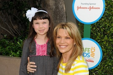 Vanna White Stars at Safe Kids Day