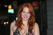 Maitland Ward is seen outside the Montalban Theatre.