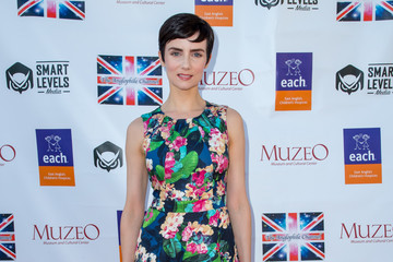 Victoria Summer The Anglophile Channel Awards - A Salute to British Entertainment