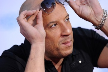 Vin Diesel 'Guardians of the Galaxy' Premieres in Hollywood