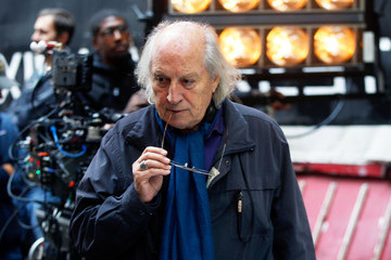 Vittorio Storaro On the Set of Woody Allen's New Movie