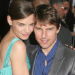 Tom Cruise and & Katie Holmes